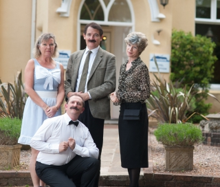 Fawlty Towers event Torquay